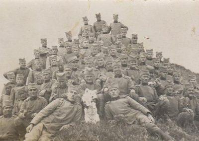 Grupa vojnika