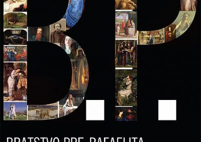 Poster prezentacija Bratstvo Pre Rafaelita